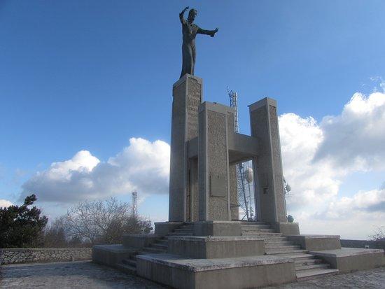 Statua di Gesu Redentore