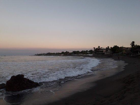 Las Penitas, Nicaragua: Las Peñitas sunrise
