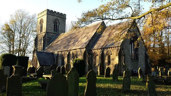 St Mary's Church, Embsay with Eastby