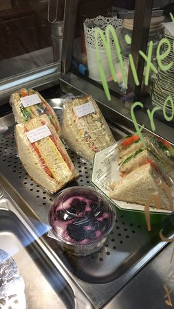 Kilsyth, Australia: FRESHLY MADE SANDWICHES OF YOUR CHOICE