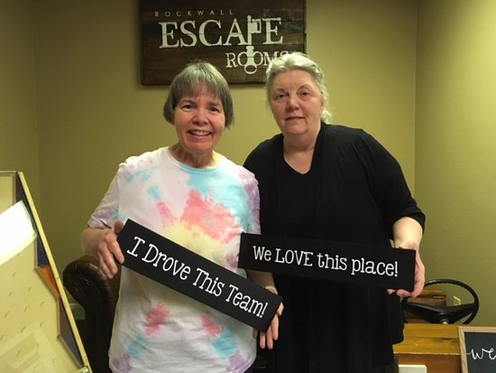 Rockwall Escape Rooms