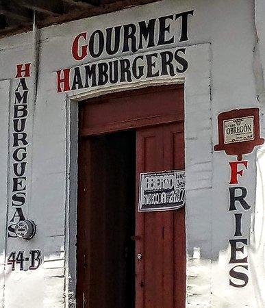 American Gourmet Hamburger