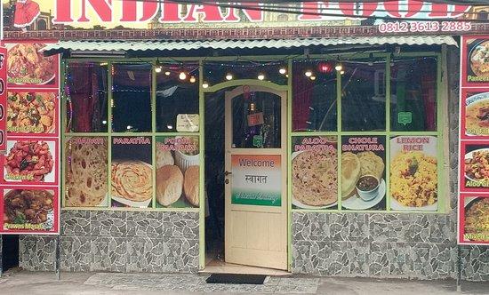 Foto de Warung Pappys ( Indian Food), Kuta: Indian food  - Tripadvisor
