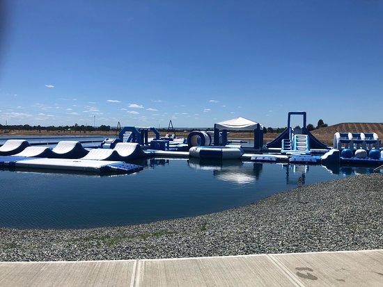 Perth Aqua Park
