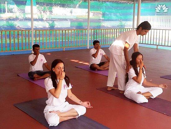 Preksha Yoga Ashram