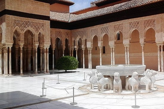Excursion à l'Alhambra au départ de...