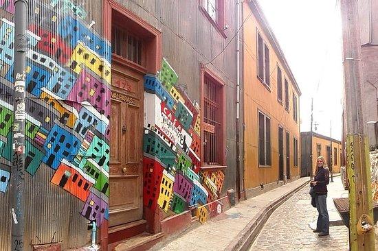 Valparaiso im Auge eines Architekten...