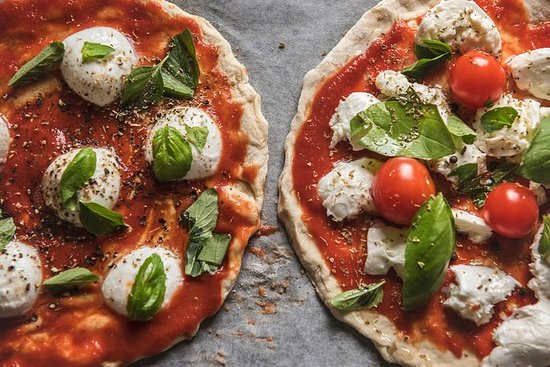 Heart of Rome and Pizza Class in een ...