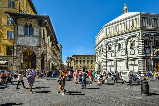 Florence Duomo Complex...
