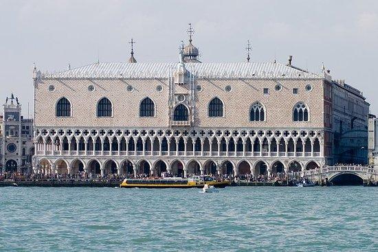 Venise: visite du palais des doges