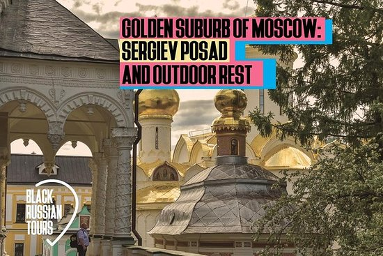 (private) Golden suburb of Moscow...