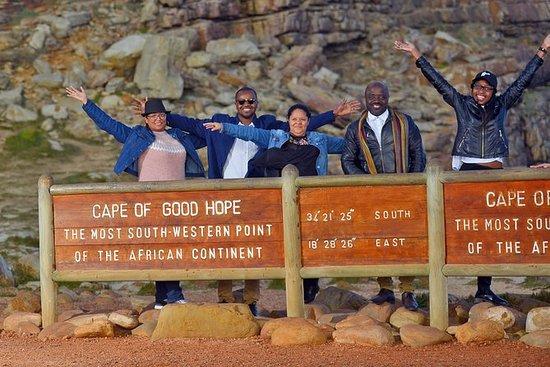 Visite privée de la péninsule du Cap...