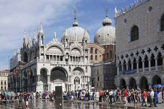 Venice Combo: Doge's Palace & St...