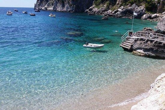 从Marina Piccola乘船游览Capri