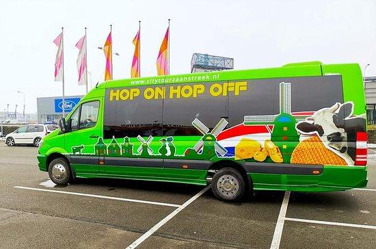 HOP ON HOP OFF em Zaandam
