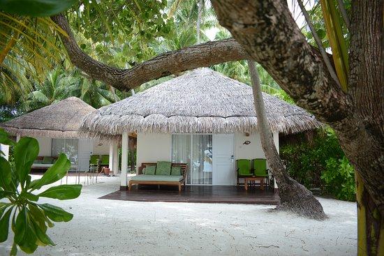 Vakarufalhi Island: Beach Villa