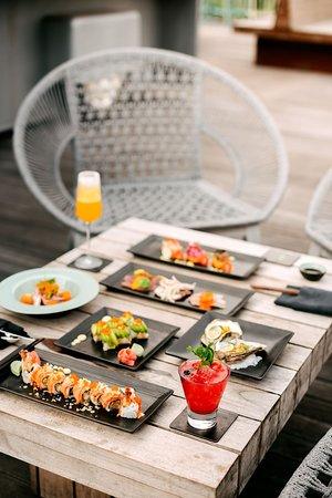 Above Eleven Bali, Jimbaran - Menu, Prices, Restaurant