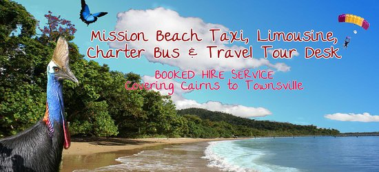 Mission Beach Taxi Limousine