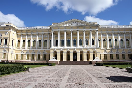 Muzeum Rosyjskie w Sankt Petersburgu