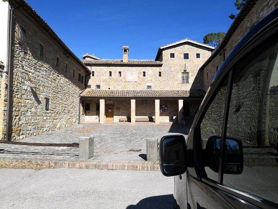Camerino, Italia: Convento di Renacavata