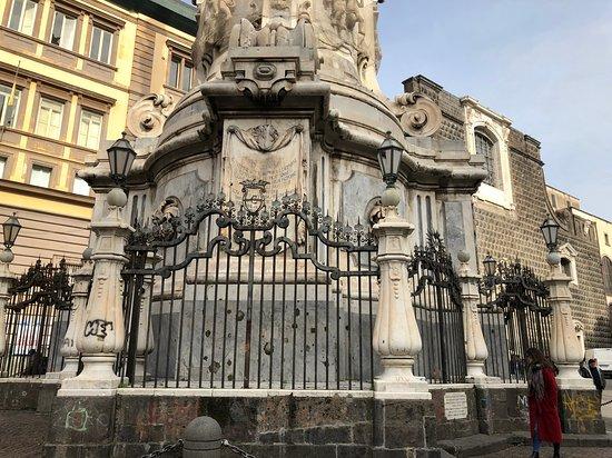 Obelisco dell'Immacolata