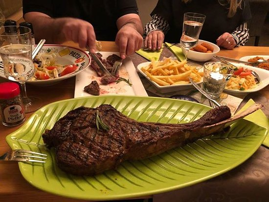 Rotenburg (Wumme), Germany: Tomahawk