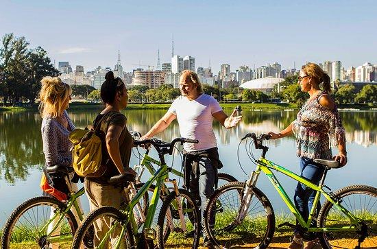 Sao Paulo by Bike
