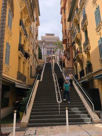 Beausoleil, Monaco: Great location