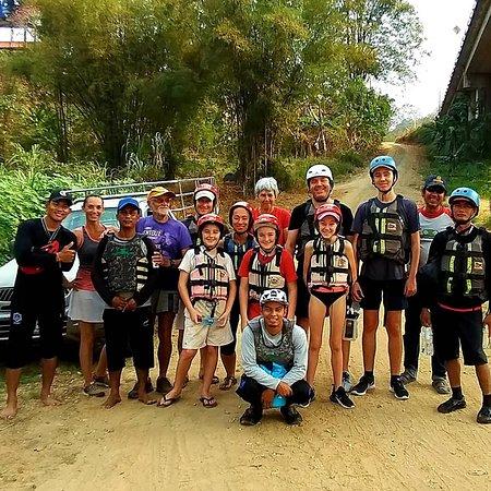 Sai Yok, Thailand: Sawadi Saiyok Jungle Adventure