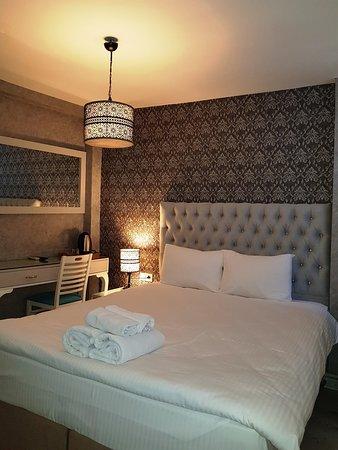 yenilenen odalarımız  - Изображение Отель Купели Палас, Стамбул - Tripadvisor