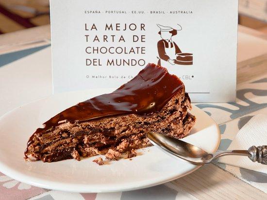 La Mejor Tarta De Chocolate Del Mundo Madrid Barrio De Salamanca Restaurant Reviews Photos Phone Number Tripadvisor