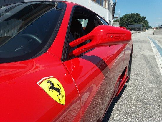 Braga District, Portugal: Experiência de condução Ferrari no autódromo de Braga