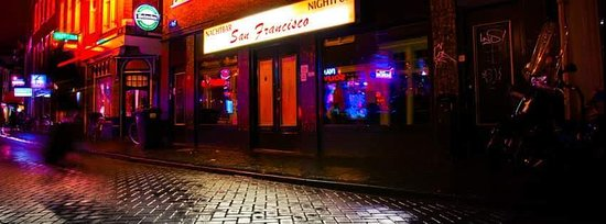 Bar San Francisco
