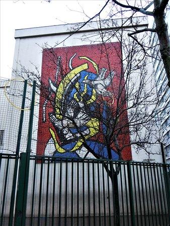 Fresque Les Oiseaux-09