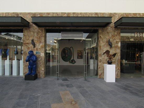 Alfredo Ginocchio Gallery