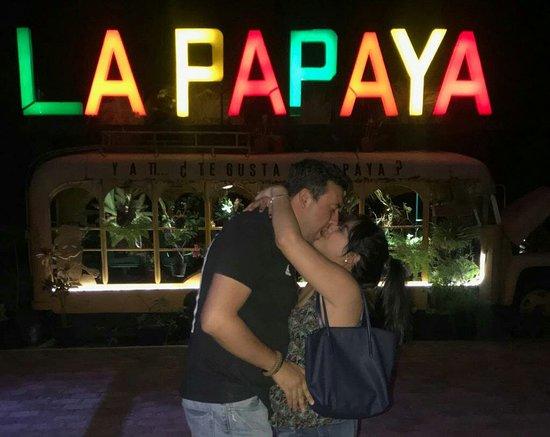 La Papaya Nice Club