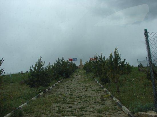 Erzincan, Turcja: Otlukbeli Şehitler Anıtı 4