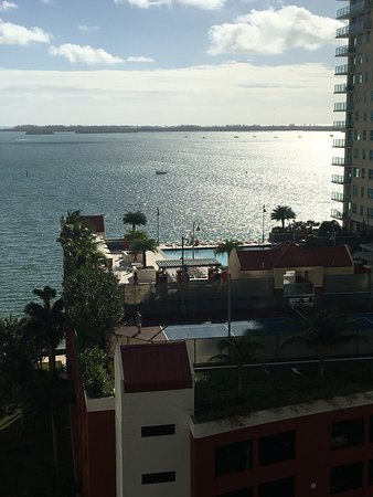 Brand new hotel with fantastic room and views!