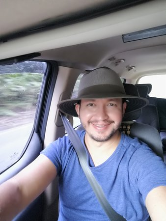 Province of Limon, Costa Rica: This is me just driving to an exiting adventure with travelers...! #costarica #adventure #mariofernandezgamboa