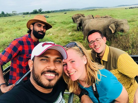 Sri Lanka Tour Driver