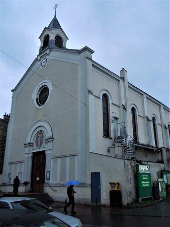 Eglise Notre-Dame-de-la-Medaille Miraculeuse