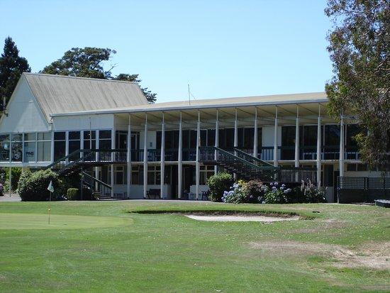 Feilding, New Zealand: Club House