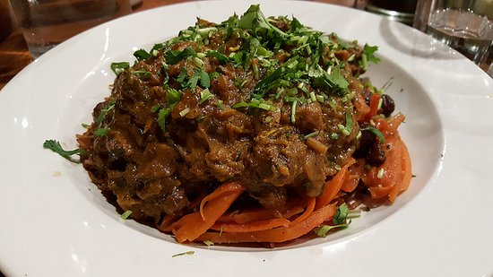 Aracosian Goat - Picture of Afghan Bistro, Springfield