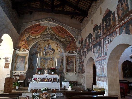 Ceri, Olaszország: interno