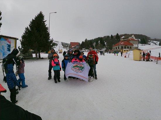 Veroia, Grecia: Day trip to ski resort Seli