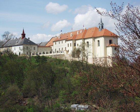 Zámek Nižbor Informacni centrum keltske kultury