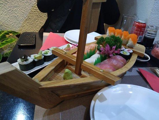Taiyo Sushi Bar  Restaurante Japones