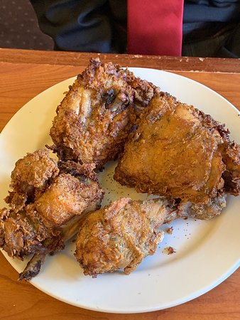 Chicken And Waffle Picture Of Sukie S Country Kitchen San Pablo Tripadvisor
