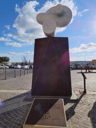 Migration Summit Monument