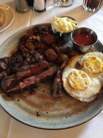 Yardley, PA: Flatiron Steak & Eggs